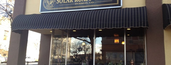 Solar Roast Coffee is one of Sean Alden'in Beğendiği Mekanlar.