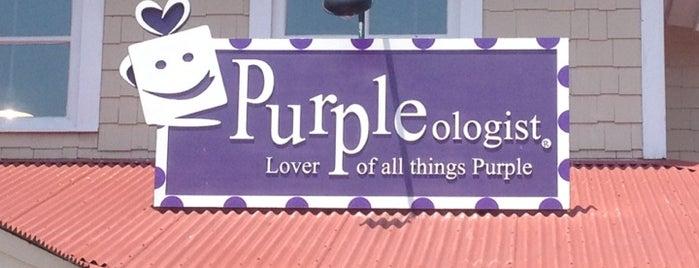 Purpleologist is one of Myrtle Beach.