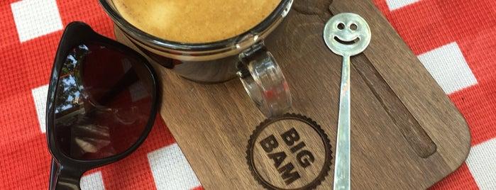 Big Bam is one of #kahvemtermosta mekanları.
