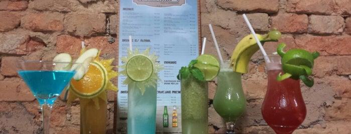 Mojito's Bar is one of Gespeicherte Orte von Evandro.