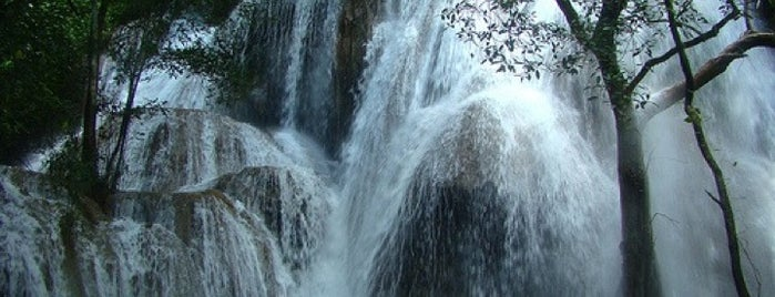 Cachoeira Boca da Onça is one of Locais curtidos por Dade.