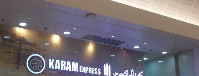Karam Express is one of Lieux sauvegardés par Vi.