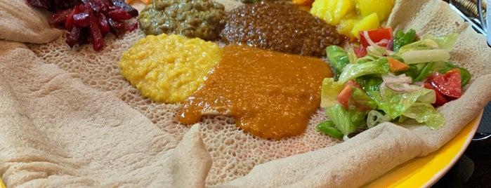 Zagol Ethiopian Restaurant is one of Krzysztof: сохраненные места.