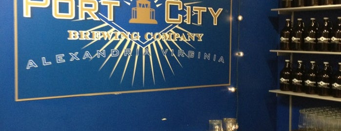 Port City Brewing Company is one of Breweries.