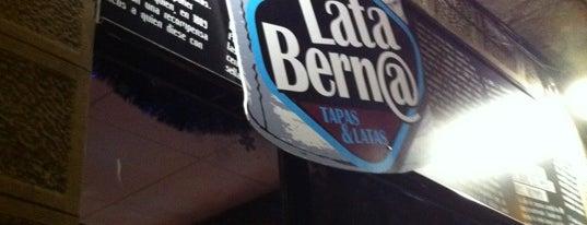 Lata Berna is one of vermut bcn.