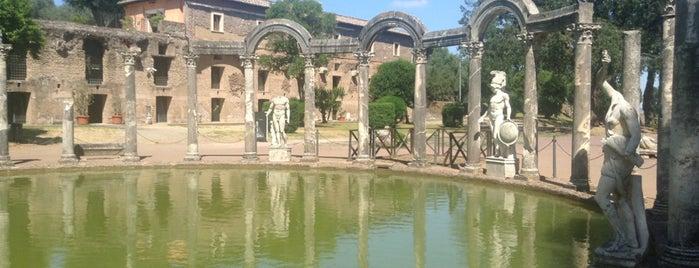Villa Adriana is one of My Rome ToDo List.