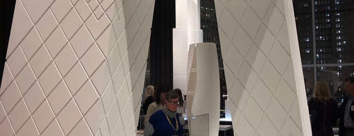 Chicago Architecture Center is one of Chicago Fun Times.