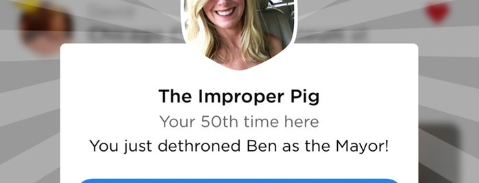 The Improper Pig is one of Richard'ın Kaydettiği Mekanlar.