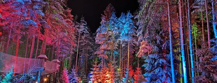 Охта Парк is one of Locais curtidos por Kristina.