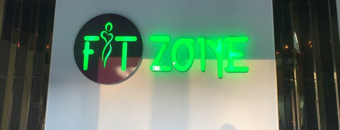 The Fit Zone is one of Tempat yang Disimpan Queen.
