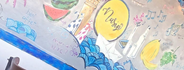 Nasip Meze Restoran is one of Zomato Gold.