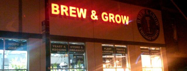 Brew & Grow is one of Ridgeway.