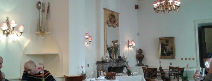Relais & Chateaux Relais Royal is one of Tous au restaurant 2012 - du 17 au 23/09.