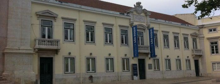 Museu e Igreja de São Roque is one of Locais Visitados.