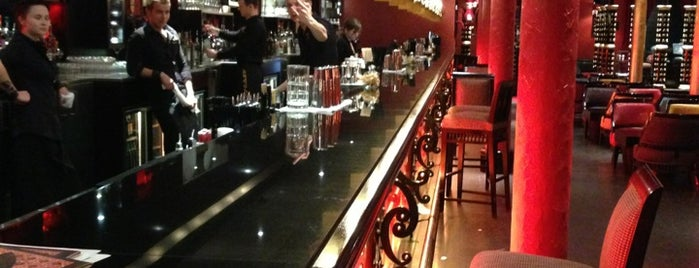 Buddha-Bar is one of sleep, drink and eat in St. Petersburg.