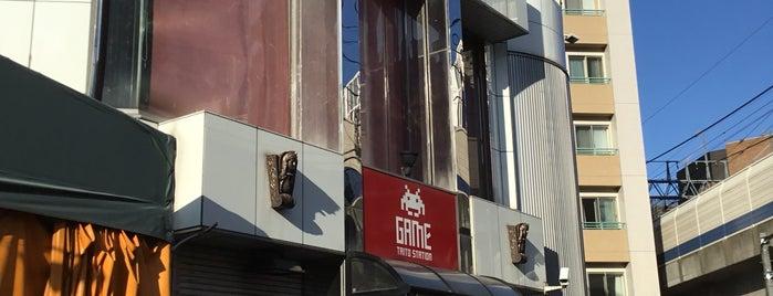 タイトーステーション 溝の口2号店 is one of Orte, die Shinichi gefallen.