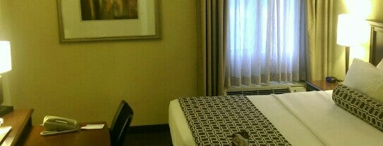 Crowne Plaza Paramus is one of GC.