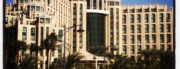 Hilton Eilat Queen of Sheba is one of Posti che sono piaciuti a Bill.