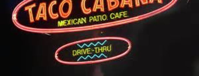 Taco Cabana is one of Georgia Pt. 2.