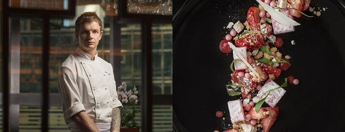 Armani / Aqua is one of Food & Chef.