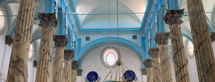 Hayrettin Paşa Camii (Kato Panaya Kilisesi) is one of Ayvalik.