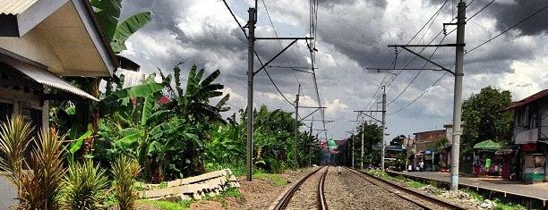 Perlintasan Kereta Api Bintaro is one of The most haunted places in Jakarta.