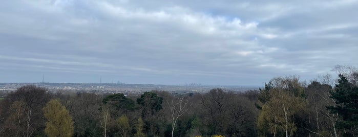 Addington Hills is one of Natural London.