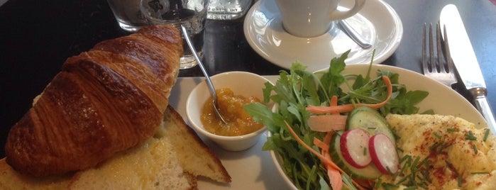 Strada Café is one of Healthy & Veggie Food in Paris.
