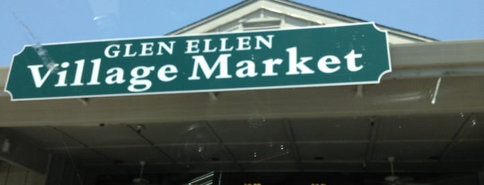 Glen Ellen Village Market is one of Do: Sonoma ☑️.