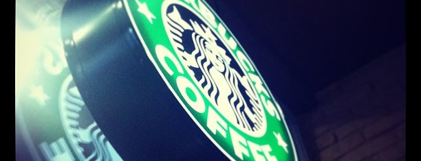 Starbucks is one of Orte, die Alexander gefallen.