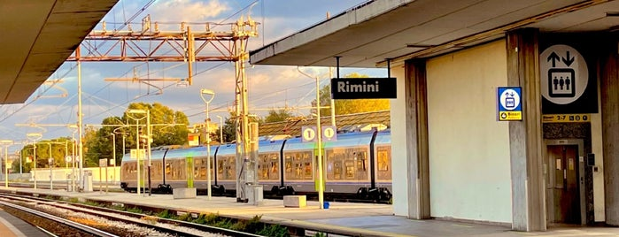 Rimini is one of People, Places, and Things.