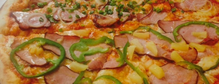 Studio Pizza is one of Elza'nın Beğendiği Mekanlar.
