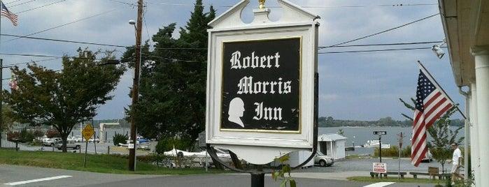 Robert Morris Inn & Salter's Tavern is one of Eastern Shore.