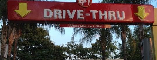 McDonald's is one of Cidades... e lugares...