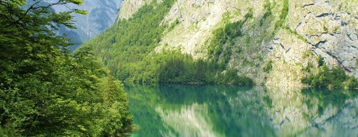 Tourismusregion Berchtesgaden-Königssee is one of Königssee.