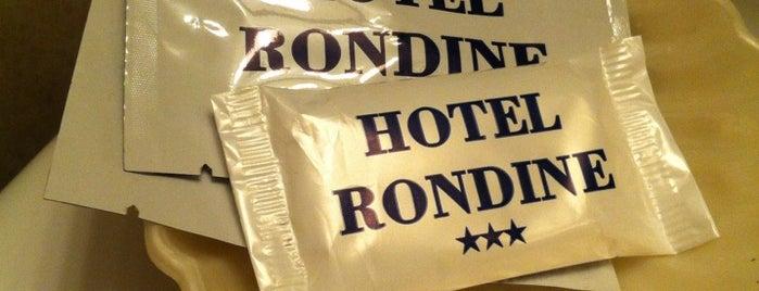 Hotel Rondine is one of Tempat yang Disukai Camila.