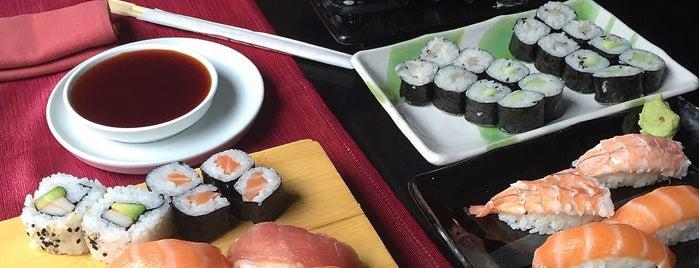 Kazan - Japanese Restaurant is one of Posti che sono piaciuti a Federico.
