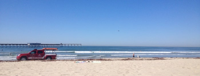 Ocean Beach is one of Guide to San Diego's best spots.
