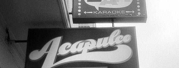 Acapulco Bar & Lounge is one of Posti salvati di Ade.