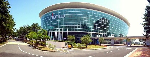 ICC Jeju is one of Jeju.