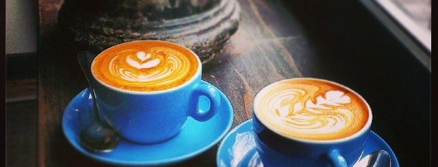 Bluebird Coffee Shop is one of Sunday in the LES.
