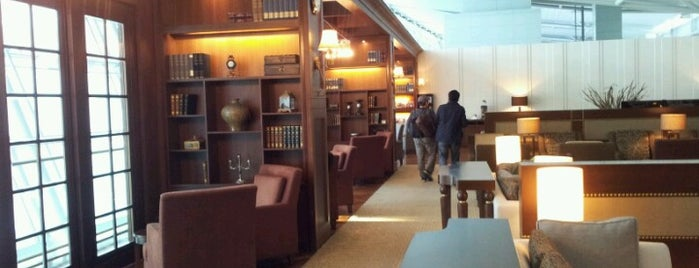Asiana Airlines First Lounge is one of Posti che sono piaciuti a Francis.