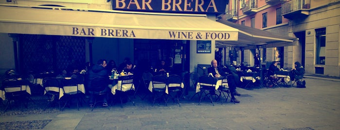 Bar Brera is one of MilanoDaFare.