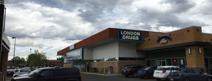 London Drugs is one of Tempat yang Disukai Ethelle.