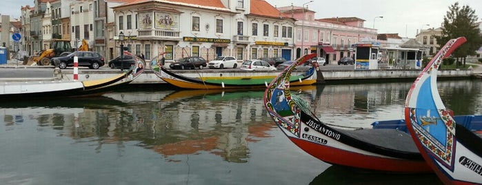 Aveiro is one of Cities in Portugal and Galicia.