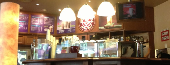 The Coffee Bean & Tea Leaf is one of Comida.
