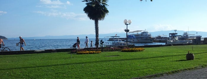 Kej na Ohridsko Ezero is one of Ohrid.