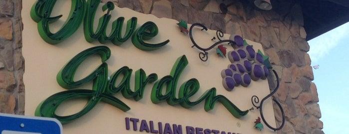 Olive Garden is one of Gespeicherte Orte von Audra.