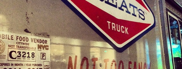 The Treats Truck is one of Food Trucks Worth The Detour.