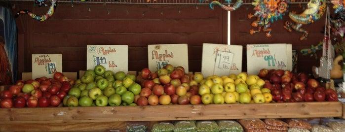 Francisco's Fruits is one of Lugares favoritos de Alyssa.